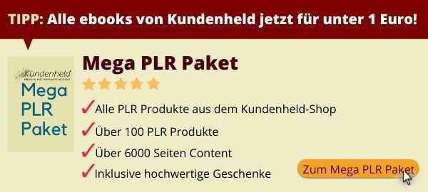 Mega PLR Paket