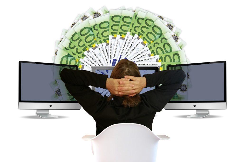 wege online Geld zu verdienen